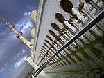 THÁNH ĐƯỜNG ISLAM MANG TÊN QUỐC VƯƠNG ZAYED