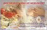 GIÁO LÝ HÔN NHÂN CỦA NGƯỜI PHỤ NỮ MUSLIMATE (2)