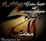 GIÁO LUẬT VỀ SỰ XÚC PHẠM ĐẾN ALLAH - ISLAM - THIÊN SỨ MUHAMMAD VÀ CÁC VỊ SHAHABAH