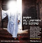 8. TRƯỜNG PHÁI AL-JAAFARY LÀ DO GIÁO PHÁI NÀO SÁNG LẬP?