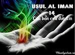 USUL AL IMAN 14 - CĂN BẢN CỦA ĐỨC TIN 14