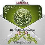 BÀI VIẾT VÀ AUDIO: PHÂN TÍCH HADITH SỐ 29 VÀ 30 CỦA 40 HADITH NAWAWIYAH