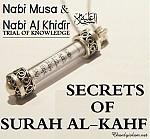 """BÀI VIẾT VÀ THUYẾT GIẢNG AUDIO: """"CÂU CHUYỆN NABI MUSA (A) VÀ NABI AL-KHIDIR (A)"""""""