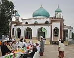HÌNH ẢNH MUSLIM TẠI SURAO AL-NOURIDIN XÃ NHƠN HỘI - HUYỆN AN PHÚ - TỈNH AN GIANG TRONG THÁNG RAMADAN 1436H