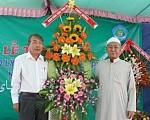 Ban Đại diện Cộng đồng Hồi giáo (Islam) Tây Ninh tổ chức lễ Tổng kết  lớp Giáo lý Islam (Trung cấp) khóa 1, năm học 2014 - 2015
