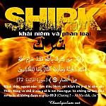 SHIRK - KHÁI NIỆM VÀ PHÂN LOẠI