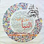 SỰ DIỂN GIẢI (TAFSIR QUR'AN) SURAH 78 - SURAH AN NABA VÀ KÈM THEO CLIP VIDEO DẠY CÁCH ĐỌC CHUẨN THEO TASJ'UD QUR'AN