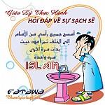 FATAWA - HỎI ĐÁP VỀ SỰ SẠCH SẼ TRONG ISLAM