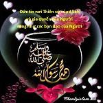 ĐỨC TIN VỀ THIÊN SỨ CỦA ALLAH VÀ GIA QUYẾN CỦA NGƯỜI CŨNG NHƯ NHỮNG BẠN ĐẠO CỦA NGƯỜI