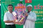 Ban Đại diện Cộng đồng Hồi giáo (Islam) Tây Ninh tổ chức  lễ Tổng kết lớp Bồi dưỡng Giáo lý Islam khóa 2, năm 2016