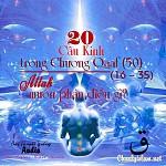 """BÀI THUYẾT GIẢNG AUDIO: """"20 CÂU KINH TỪ 16 ĐẾN 35 TRONG CHƯƠNG AL - QAAF (50) - ALLAH MUỐN PHÁN ĐIỀU GÌ?"""