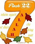 """FLASH 22: """"7 NHÓM NGƯỜI SẼ ĐƯỢC ALLAH CHE BÓNG MÁT"""""""