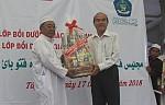 Ban Đại diện Cộng đồng Hồi giáo (Islam) Tây Ninh tổ chức  Tổng kết lớp Bồi dưỡng Giáo lý Islam khóa 4 và Khai giảng khóa 5