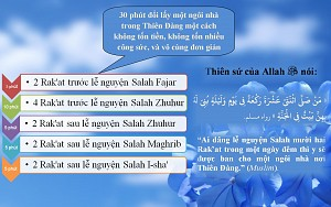 SALAH SUNNAH RAWATIB