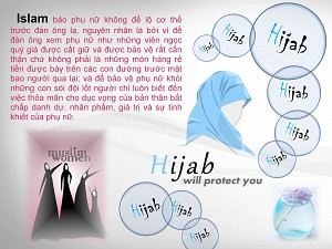 HIJAB WILL PROTECT YOU 1