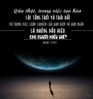 QURAN CHƯƠNG 3 CÂU 190