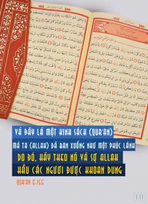 QURAN CHƯƠNG 6 CÂU 155