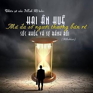SỨC KHỎE VÀ SỰ RÃNH RỔI