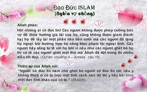DẬO ĐỨC ISLAM NGHĨA VỢ CHỒNG
