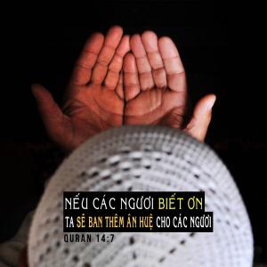 QURAN CHƯƠNG 14 CÂU 7
