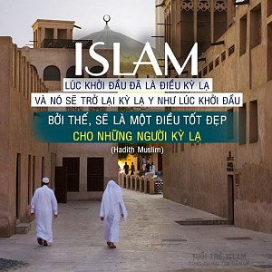 ISLAM - ĐIỀU KỲ LẠ