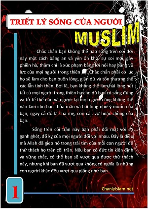 TRIET LY SONG CUA NGUOI MUSLIM 1