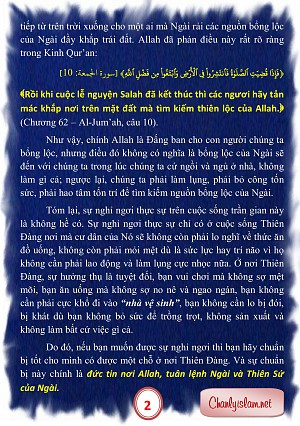 TRIET LY SONG CUA NGUOI MUSLIM 2B