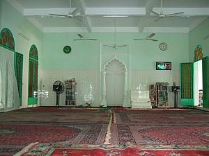 MASJID JAMIA MUSLIMIN (CATINA) - QUAN 1 - TPHCM