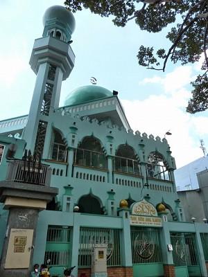 MASJID JAMIUL ISLAMIYAH NANCY
