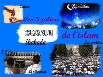 SUY NGẪM VỀ NĂM NỀN TẢNG ISLAM