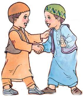 ĐỨC TÍNH VÀ MỐI QUAN HỆ CỦA NGƯỜI MUSLIM