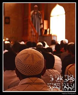 """BÀI THUYẾT GIẢNG NGÀY ĐẠI LỄ """"AID AL-ADHA"""" 1431 HIDRI"""