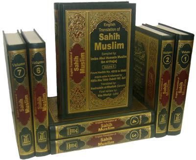IMAM MUSLIM VÀ KITAB HADITH SOHEH