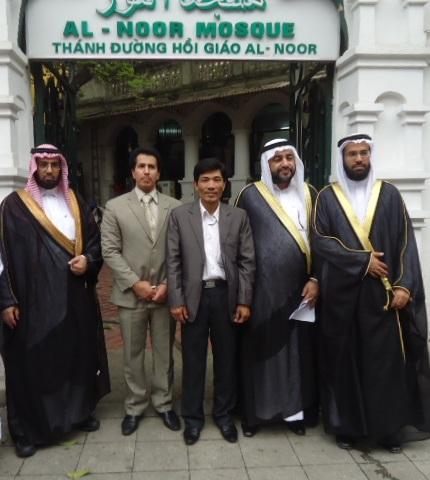 VÀI THÔNG TIN VỀ CỘNG ĐỒNG MUSLIM VIỆT NAM (SỐ RA THÁNG 4 / 2012)