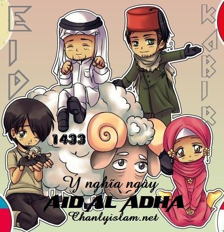 """BÀI VIẾT VÀ THUYẾT GIẢNG AUDIO: BÀI KHUTHBAH NÓI VỀ Ý NGHĨA NGÀY ĐẠI LỄ """"EID AL-ADHA"""""""