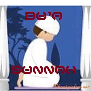 NHỮNG LỜI CẦU XIN (DU'A) DO THIÊN SỨ MUHAMMAD (SAW) GIÁO HUẤN