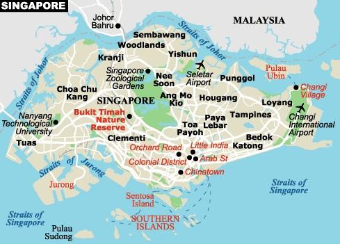 DU LỊCH ĐẾN MALAYSIA VÀ SINGAPORE