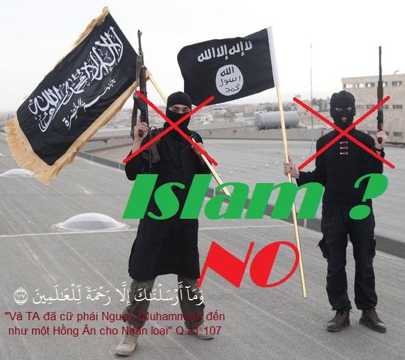 """BỨC TÂM THƯ CỦA CÁC VỊ HỌC GIẢ (ULAMA) ISLAM PHÂN TÍCH VỀ NHÓM TỰ LẬP """"NHÀ NƯỚC ISLAM"""" (ISIS)"""