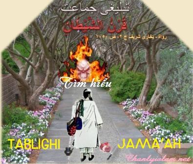 TÌM HIỂU VỀ NHÓM JAMA'AH TABLIG (AD-DAW'AH) !!!