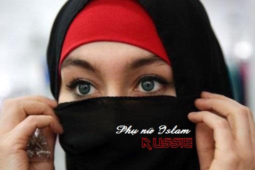 """ĐIỂM BÁO: """"VÌ SAO MỘT SỐ PHỤ NỮ NGA CẢI SANG ĐẠO ISLAM?"""""""