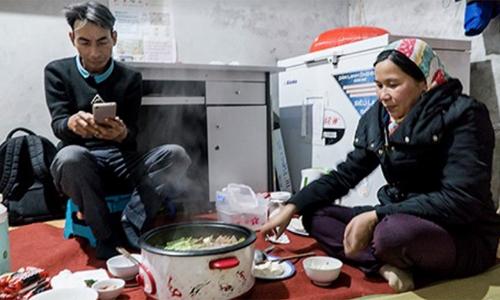 Gia đình duy nhất theo đạo Hồi trong xã ngoại thành Hà Nội