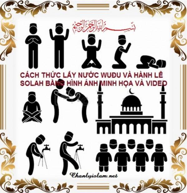 VIDEO HƯỚNG DẨN LẤY NƯỚC TẨY RỬA (WUDU) VÀ HÀNH LỄ (SALAH) THEO CÁCH THỨC CỦA THIÊN SỨ MUHAMMAD (SAW) CHỈ DẠY CHO CÁC BẠN ĐẠO CỦA NGƯỜI