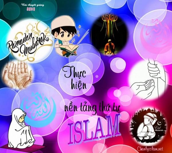 """BÀI THUYẾT GIẢNG AUDIO: """"SỰ CHUẨN BỊ THỰC HIỆN NỀN TẢNG THỨ TƯ ISLAM"""""""