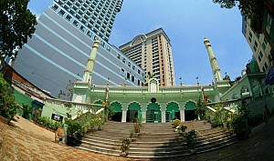 MASJID JAMIA MUSLIMIN (CATINA)