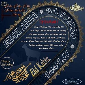 EIDUL ADHA 1441.H