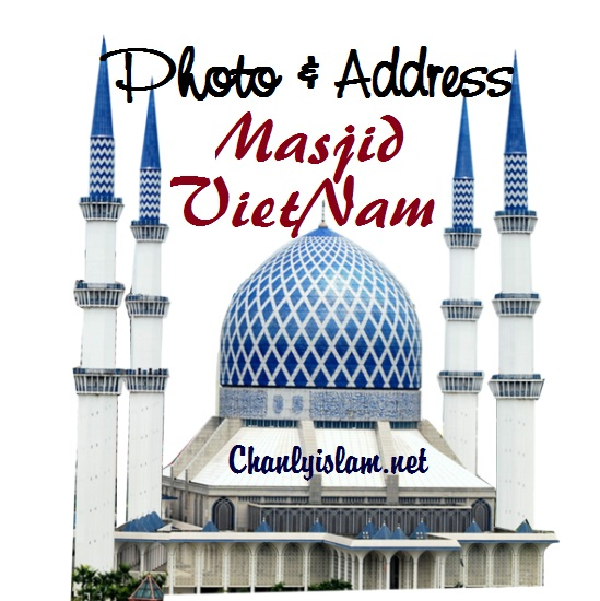 MASJID IN VIETNAM